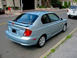 hyundai accent gt 2003 2004 hyundai accent information and photos zombiedrive