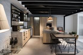loft expression of the latest u201curban u201d trends loft kitchen decoholic
