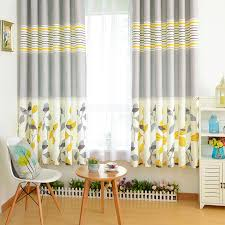 Window Curtains 2 Pc Modern Curtains For The Bedroom Window Curtains For