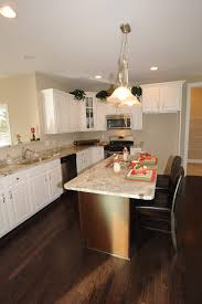 Kitchen With Island Layout Kitchen Awesome L Shaped Kitchen Layout With Island Wooden L