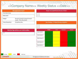 monthly management report template project dashboard template