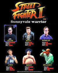 street fighter trailer park boys this is so great but needs some