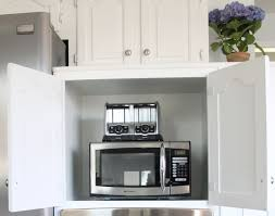 kitchen cabinet appliance garage appliance garage aka happiness for clutter phobes julie blanner