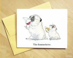 pug thanksgiving card happy thanksgiving card thanksgiving