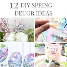 spring home decor ideas easter branch decoration stylish budget home decor idea for spring