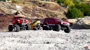 rc adventures 4 scale rc 4x4 trucks in action on mars nope earth