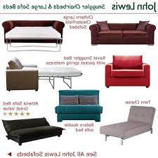 Single Sofa Bed Single Sofa Bed Chair John Lewis Okaycreations Net