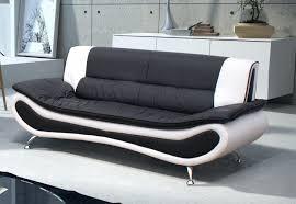 canapé d angle noir et blanc pas cher canape canape d angle noir cdiscount canape dangle noir