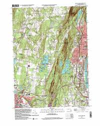 Map Of Massachusetts by Mount Tom Topographic Map Ma Usgs Topo Quad 42072b6