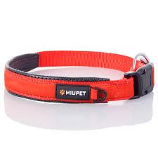 Comfortable Dog Collars Miu Pet