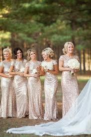 metallic gold bridesmaid dresses best 25 sparkly bridesmaid dress ideas on gold