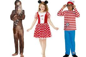 Asda Childrens Halloween Costumes Book 2017 Costumes Minute Fancy Dress Ideas