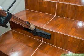 Laminate Flooring For Stairs How To Vacuum Stairs 10 Steps With Pictures Wikihow