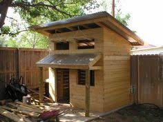 Backyard Clubhouse Plans by Elevated Playhouse Plans Backyard Pinterest Playhouse Plans