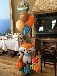 Balloon Decoration For Baby Shower 1607 Best Baby Shower Balloons Images On Pinterest Balloon