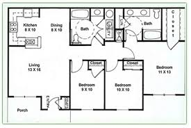 floor plans 3 bedroom 2 bath communities retirement communities in houston senior