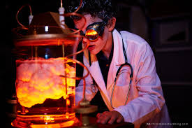 manly halloween party a halloween party fit for a mad scientist think make share