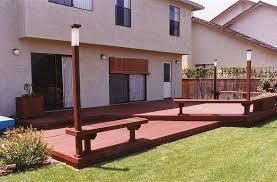 Deck Ideas For Small Backyards Best Backyard Deck Ideas Home Decor Inspirations