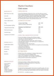 examples of resumes with no work experience no job experience