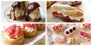 cuisine choux upcoming events eclairs puffs choux pastries basics