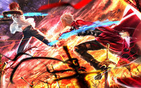 fate stay night saber 4k wallpapers 18 fate stay night unlimited blade works desktop wallpapers