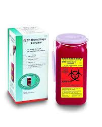 Amazon Home Amazon Com Bd Home Sharps Container Health U0026 Personal Care