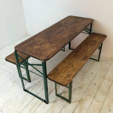 german beer garden table and bench customised length vintage german beer table and benches lovely and