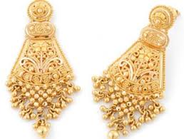 gold earrings for marriage ramesh jewellers hisar cantt hisar haryana
