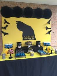 batman party supplies on the blog today link in comments