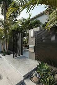 Decorations For Front Of House Best 25 House Front Ideas On Pinterest Modern Front Yard Gray