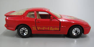 porsche toy car toy matchbox car porsche 944 turbo mb 59 red u0027porsche 944