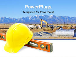 free construction powerpoint templates free download powerpoint