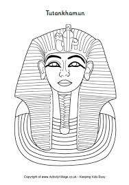 ancient egypt colouring pages images of photo albums egyptian