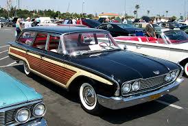 Country Classic Cars - ford country squire 4th generation 1960 64 ford motor
