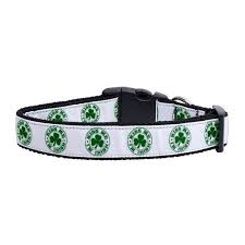 st patricks day dog gear