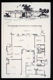 eichler floorplans house plans u0026 home designs
