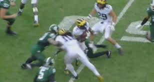 Blind Side Block Penalty The Top 10 Best Blogs On Devin Bush