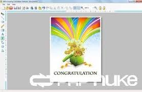 greeting card maker free version in on