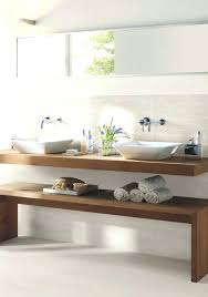 badezimmer m bel set holzplatte fur waschtisch bad m bel set modernes badezimmer