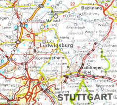 Stuttgart Germany Map by South West Germany In 1789 Amazing Map Of Southwest Germany