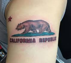 25 beautiful state of california tattoos designs 2017