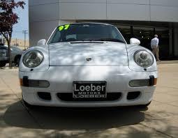 porsche 911 dark green porsche 911 993 carrera s coupe 1997 cartype