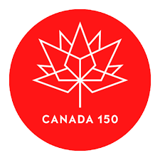 wall decal vinyl pvc sticker canada 150 anniversary logo car wall decal vinyl pvc sticker canada 150 anniversary logo car window decoration removable mural poster wall paper art diy ww 148 in wall stickers from home