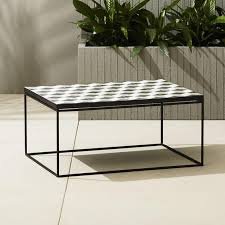Black And White Coffee Table Illusion Black And White Coffee Table
