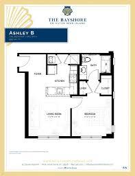 floor plans bayshore hilton head