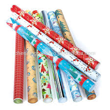 gift paper wrap giftwrapping kit gift idea 4 rolls x 5m christmas gift wrap