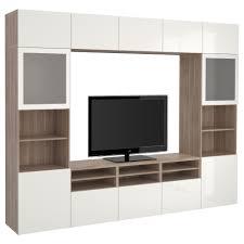 Tv Cabinet Ikea Home Design Furniture Remarkable Black Living Room Wall Unit Tv