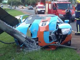 p1 crash wrecked supercars and exotics page 13