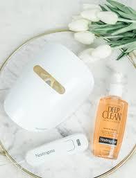 does neutrogena light therapy acne mask work does light therapy for acne really work la la lisette
