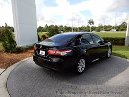 lexus service center west palm beach 2018 new toyota camry le automatic at royal palm toyota serving